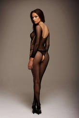 Long Sleeve O-Link Bodystocking