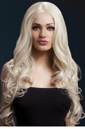 Long Soft Curl Wig Rhianne in Blonde