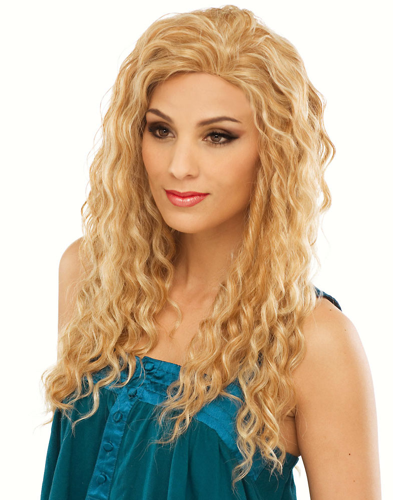 What Is Human Hair Blend Wig 57