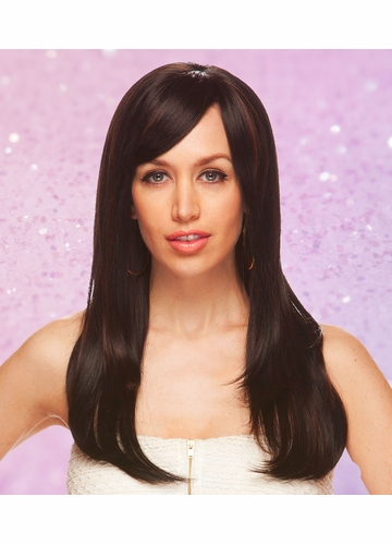 Long Straight Lace Front Wig Soho