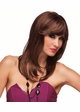 Long Tapered Wig Kona with Bangs inset 1