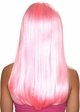 Long Wavy Wig in Cherry Blossom Pink inset 1