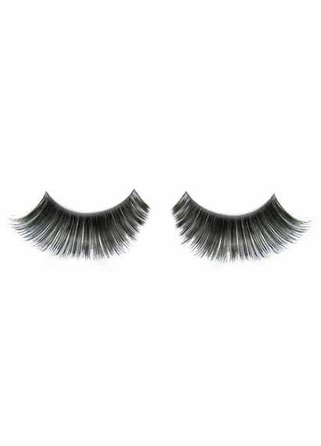 Luxe Black False Eyelashes