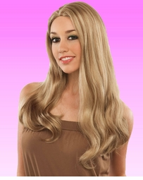 Luxe Long Wig with Middle Part