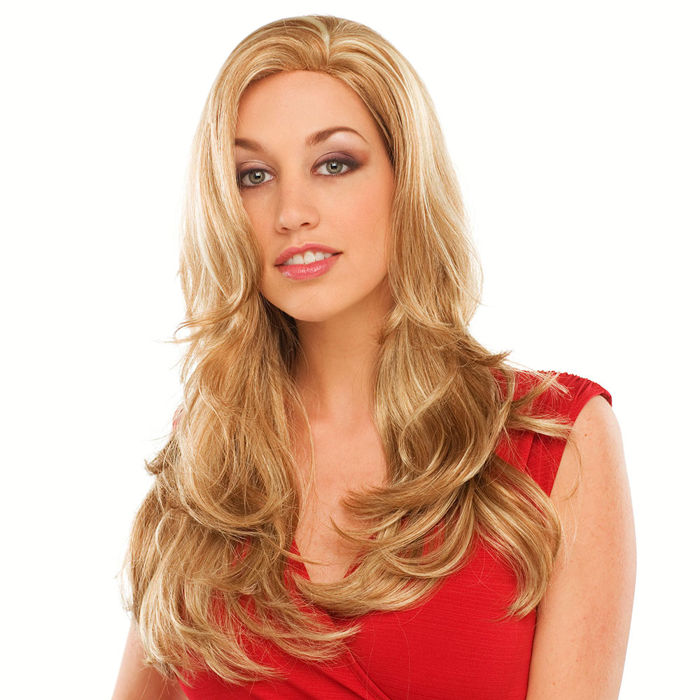 Luxe Volume Long Layered Wavy Wig