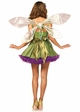 Luxe Woodland Fairy Halloween Costume inset 1