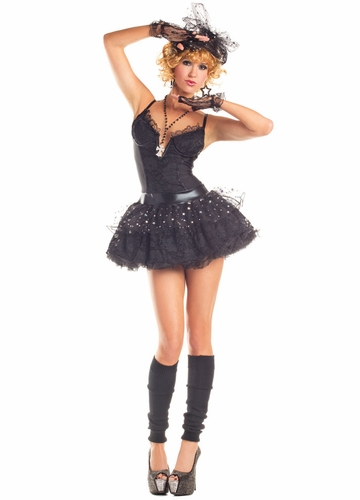 Material Girl Madonna Costume