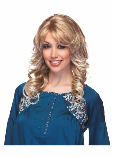 Medium Length Bouncy Curl Wig Bliss