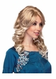 Medium Length Bouncy Curl Wig Bliss inset 1