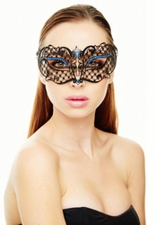 Midnight Beauty Masquerade Mask