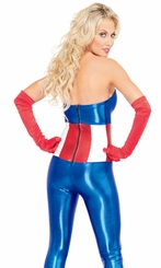 Miss America Superhero Costume