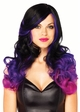 Multi Color Long Wavy Wig inset 1