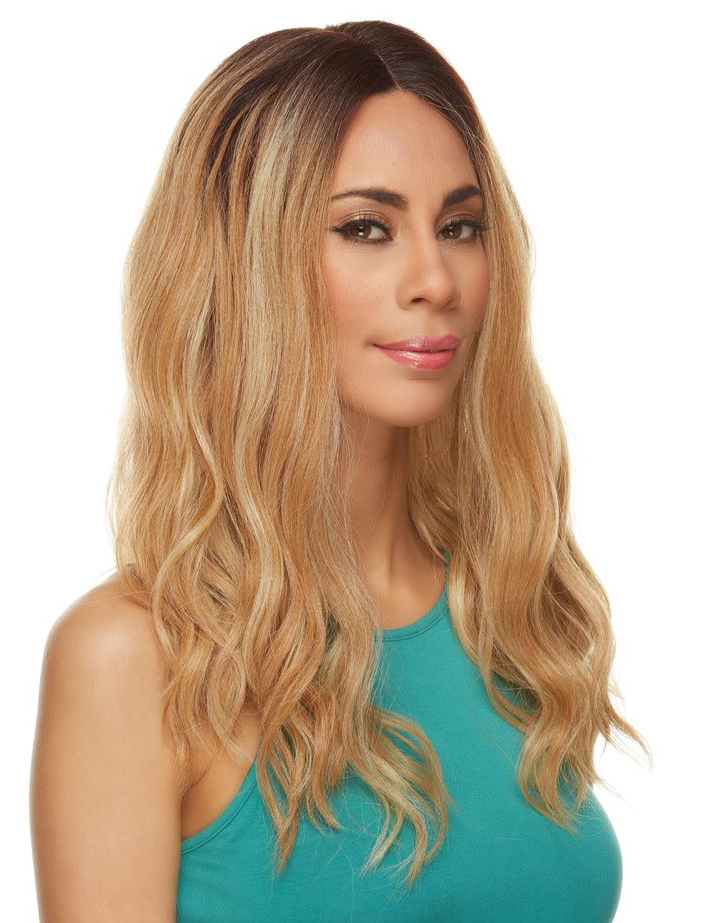 Wavy Layered Lace Front Wig