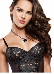 Ribbon Lace Seduction