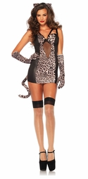 Pinup Kitty Costume