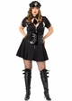 Officer Naughty Police Girl Costume inset 1