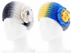 Ombre Knit Headband