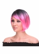 Ombre Two Tone Short Bob Wig inset 1