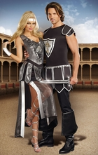 One Hot Knight Costume for Men