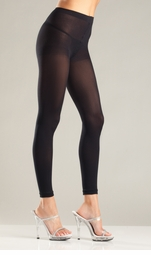 Opaque Footless Tights