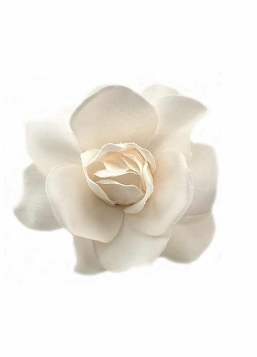 Our Best Selling Pale Cream Gardenia Hair Clip