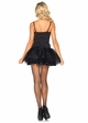 Peticoat Tutu Dress with Support Boning