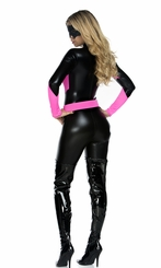 Pink Knight Super Hero Costume