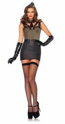 Pinup Major Bombshell Costume