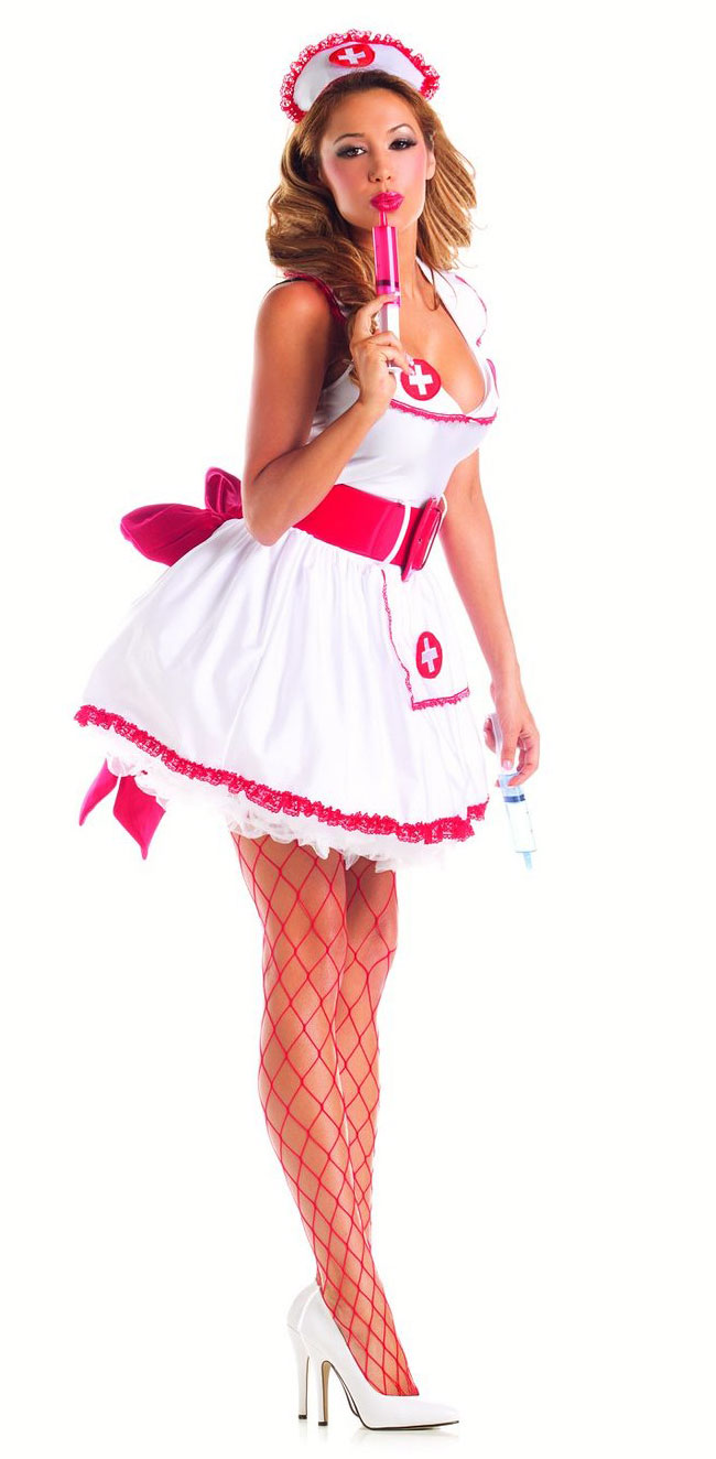Pinup Nurse Costume