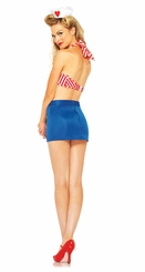 Pinup Shore Leave Sailor Costume