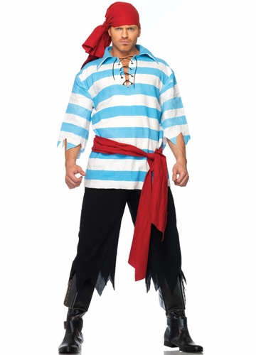 Pirate Costume for Men