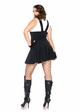 Plus Size Sultry SWAT Officer Halloween Costume inset 1