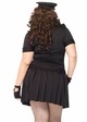 Plus Size Arresting Police Office Halloween Costume inset 1