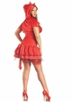Plus Size Little Devil Shaper Costume inset 1