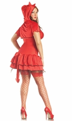 Plus Size Little Devil Shaper Costume