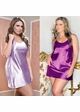Plus Size Satin Slip (available in 9 colors) inset 3