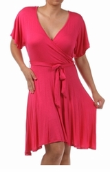 Plus Size Tops and Dresses
