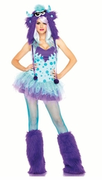 Polka Dotty Monster Costume