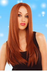 Deluxe Very Long Lace Front Wig