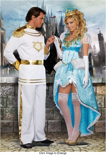 Prince Charming Costume for Men