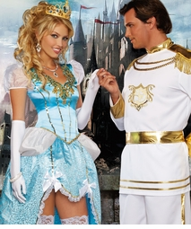 Princess and Queen Costumes