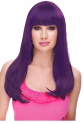 Purple Glamour Wig for $29.99
