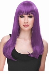 Purple Wig Collection