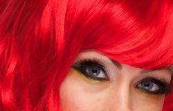 Red and Orange Wigs