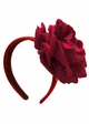 Red Rose Headband inset 1