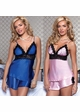 Satin Cami and Shorts Sleep Set inset 4