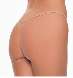 Satin Lycra Y Back G-String Panty