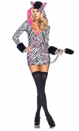 Savanna Zebra Costume