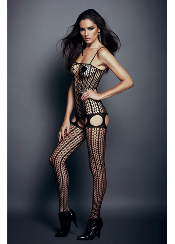Scandalous Big Net Bodystocking