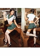 Schoolgirl Honey Lingerie Costume inset 1